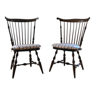 1960's Nichols and Stone Chairs - A Pair For Sale