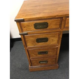Mt Airy Furniture Campaign Desk Preview