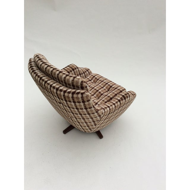 Parker Knoll Swivel Chair - Image 8 of 9