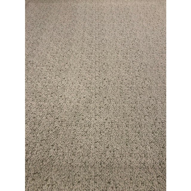Mokum Astoria - Transitional Linen Imported Designer Upholstery Velvet Fabric - 16 Yards For Sale In Atlanta - Image 6 of 6