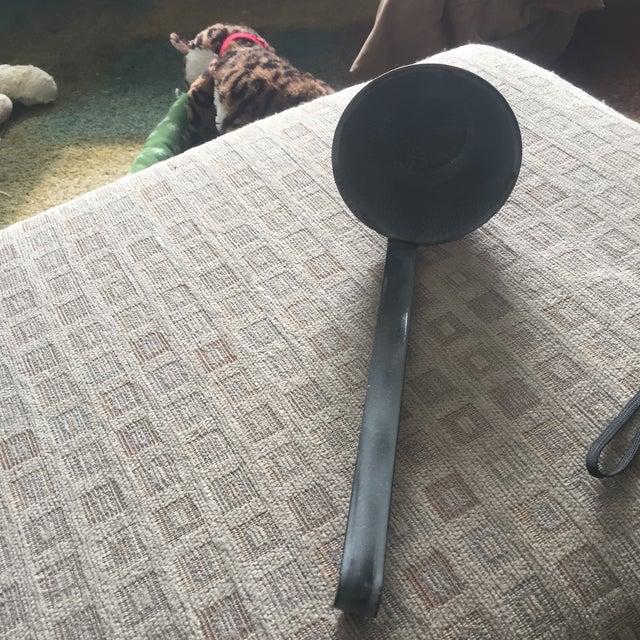 Vintage Enamelware Ladle - Image 2 of 4