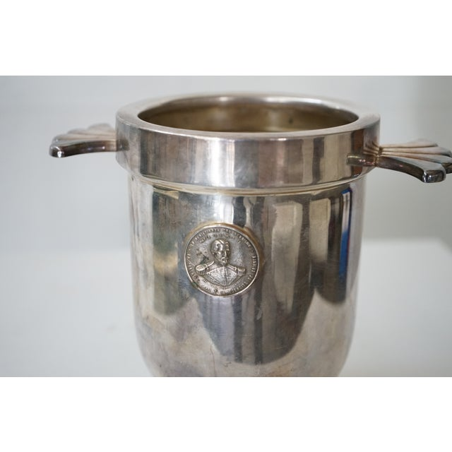 Vintage Ice Bucket For Sale - Image 4 of 6