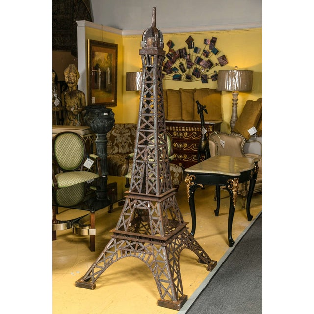 Eiffel Tower Sculpture - Image 4 of 9