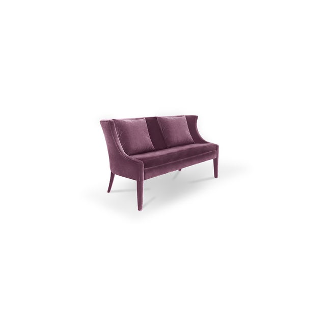 With an insatiable appetite for glamour KOKET designers took the classic tub sofa to new heights with the vivacious...
