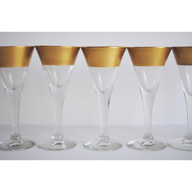 Dorothy Thorpe Cordial Glasses - Set of 7 - Image 4 of 4