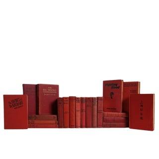 Vintage Orchard Book Set, S/20 For Sale