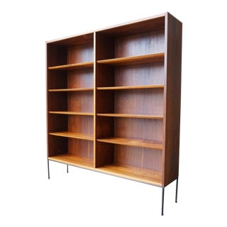 Poul Hundevad Rosewood Adjustable Shelving