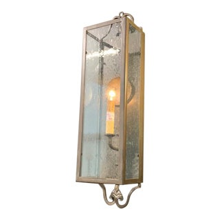 Currey & Co. Wolverton Wall Sconce Showroom Sample For Sale