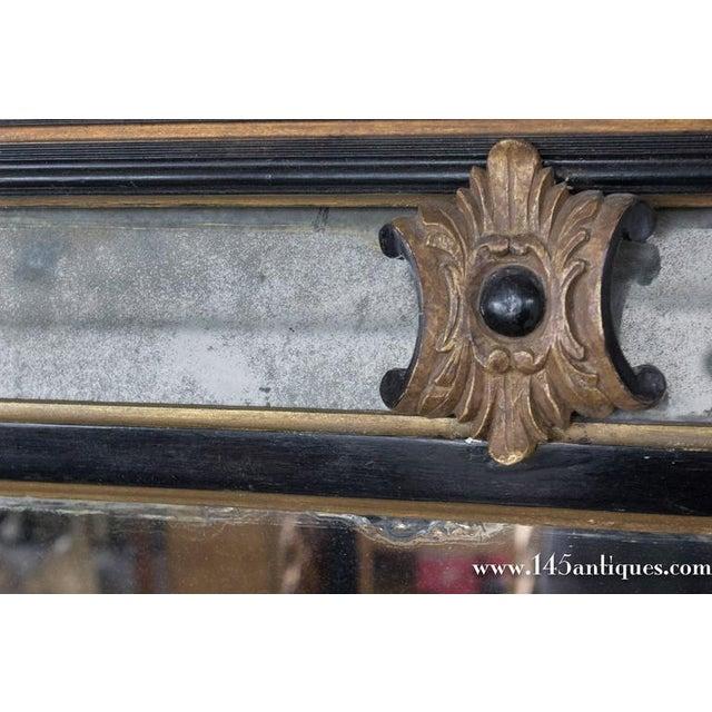 French Napoleon III Mirror - Image 9 of 11