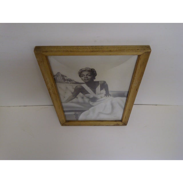 "Vintage Photo of ""Joyce Bryant,"" Circa 1940 - Image 5 of 6"