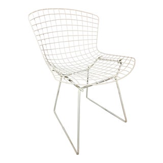 Original Harry Bertoia for Knoll Wire Side Chair, 1950s For Sale