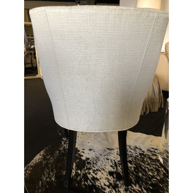 Modern Swaim Furniture Dining Chairs- Set of 6 For Sale - Image 9 of 13