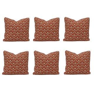 Six Manuel Canovas Bespoke Cushions For Sale