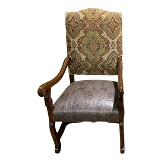 Parker Southern Captain Dining Chair For Sale