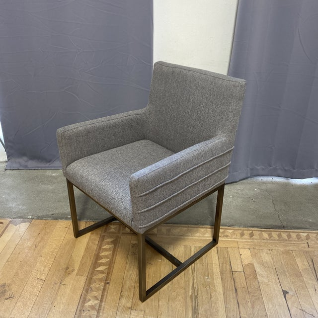Universal Furniture Cooper Chairs - Set of Six For Sale In San Francisco - Image 6 of 13