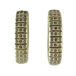 14k Gold Hoop Earrings For Sale