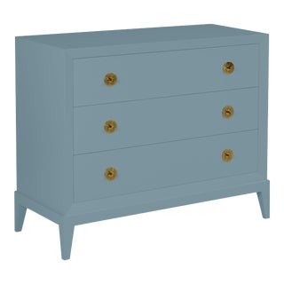 Casa Cosima Hayes Chest, Chiswell Blue For Sale