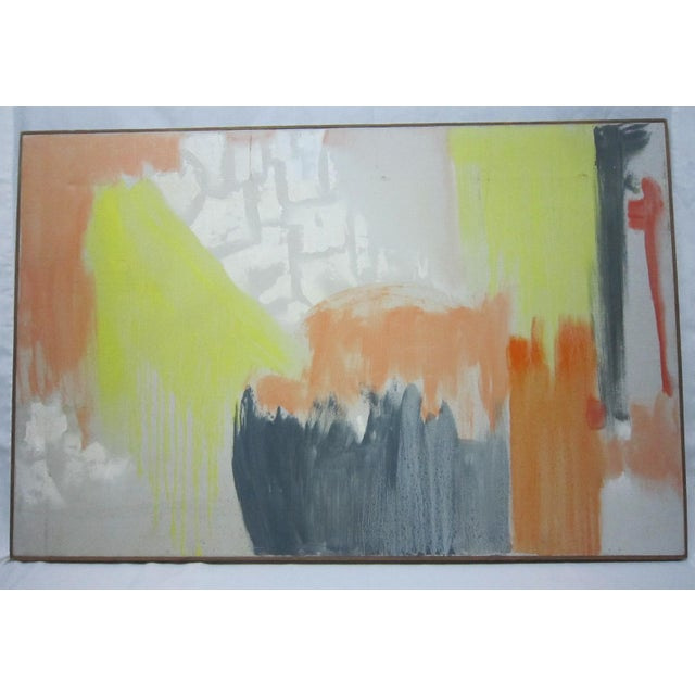 Modern Abstract Painting - Image 4 of 5