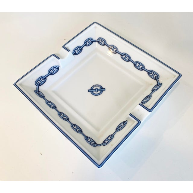 Hermes Chaine D' Ancre Dish For Sale In Palm Springs - Image 6 of 6
