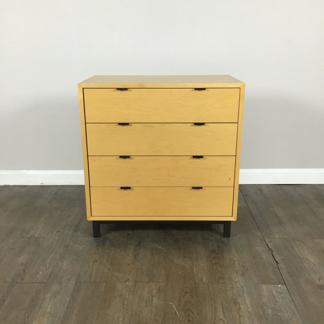 Room & Board Maple Chest of Drawers - Image 2 of 10