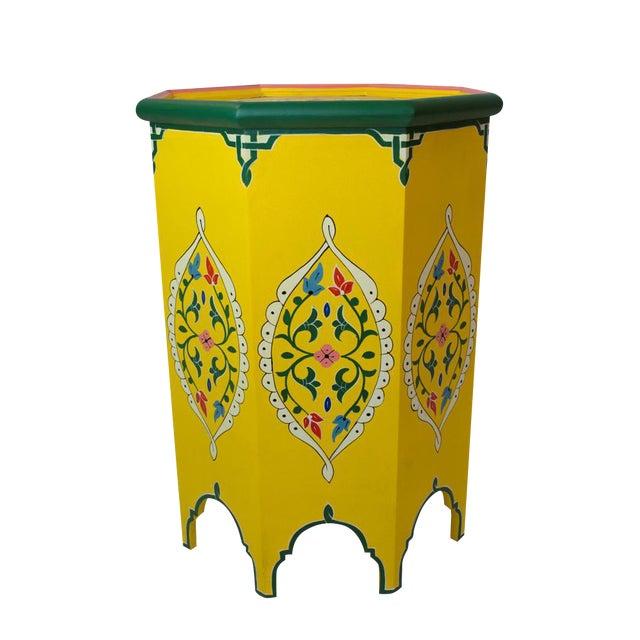 Safi Artisan Side Table For Sale