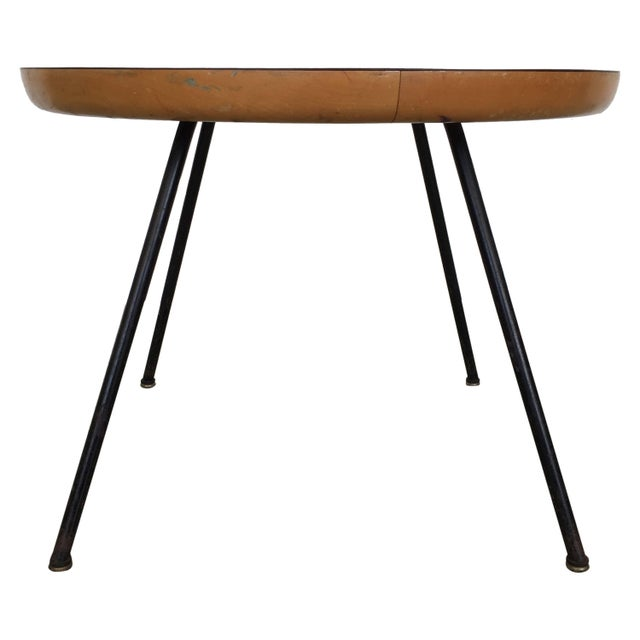 Metal Mid-Century Modern Eames Prototype Table For Sale - Image 7 of 7