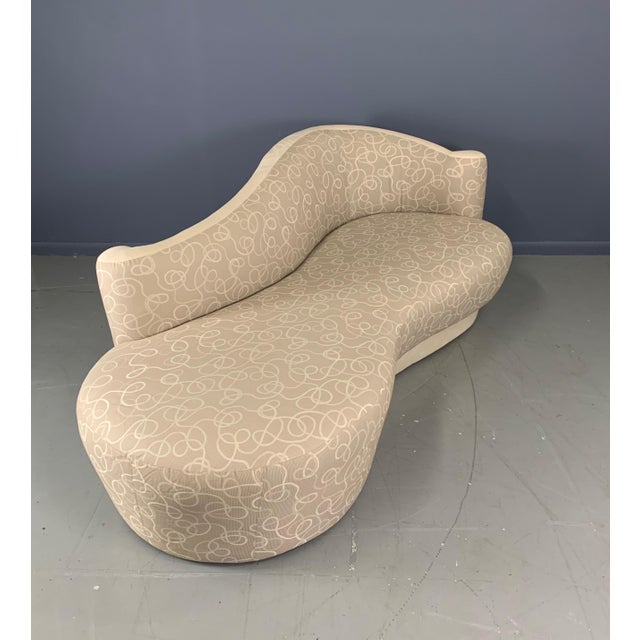 Beige Vintage Weiman Sculptural Cloud Sofas- a Pair For Sale - Image 8 of 10