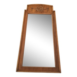 American of Martinsville Neoclassical Wall Mirror For Sale