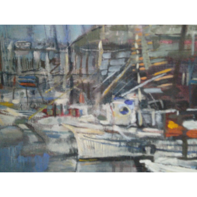 Original Oil Painting by David Isenberg For Sale - Image 5 of 6