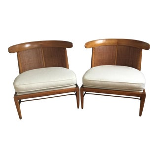 1960s Vintage Tomlinson Chairs- a Pair For Sale