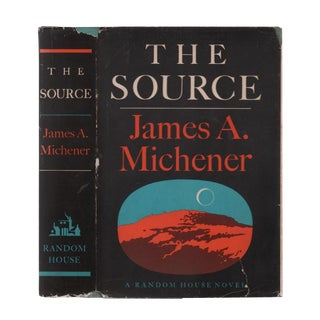 "1965 ""First Edition, the Source"" Collectible Book For Sale"