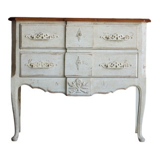 Hickory White Furniture. French Provincial Chest of Drawers For Sale