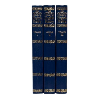 The Oxford Library of English Gift Set - Set of 3 For Sale