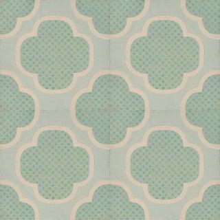 Celerie Kemble Quatrain Hardwood Tile - 1 Box, 14 Tiles For Sale