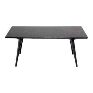 Paul McCobb Ebonized Rectangular Coffee Table For Sale