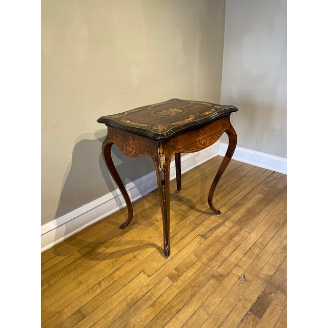 French 19th Century French Side Table For Sale - Image 3 of 13