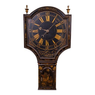 T. Green: Tavern Clock with an 8-day Timepiece Movement For Sale