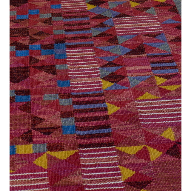 The Mansour Modern Swedish collection is primarily inspired by vintage Swedish flat-weave rugs whose geometric designs are...