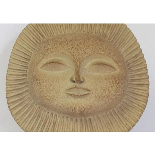 "1960s Paul Bellardo's ""Signature"" Sunburst Sculpture For Sale - Image 5 of 7"