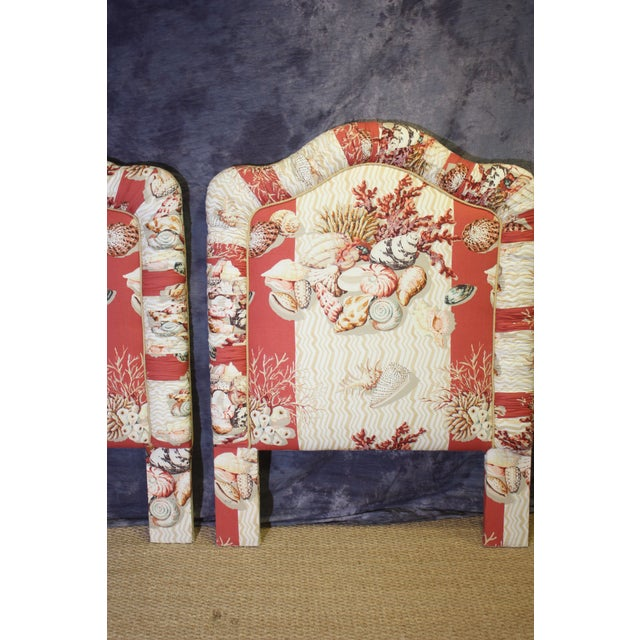 Nautical Twin Size Headboards - a Pair For Sale In West Palm - Image 6 of 7