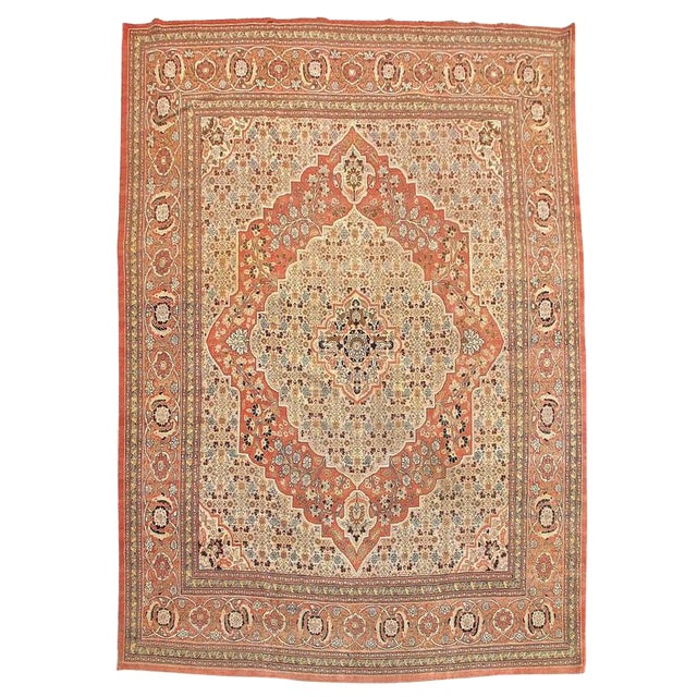 Tabriz Carpet For Sale