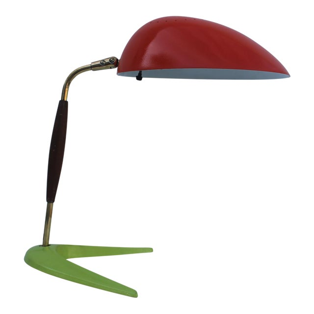 1950s Gerald Thurston for Lightholier Desk Lamp - Image 1 of 9