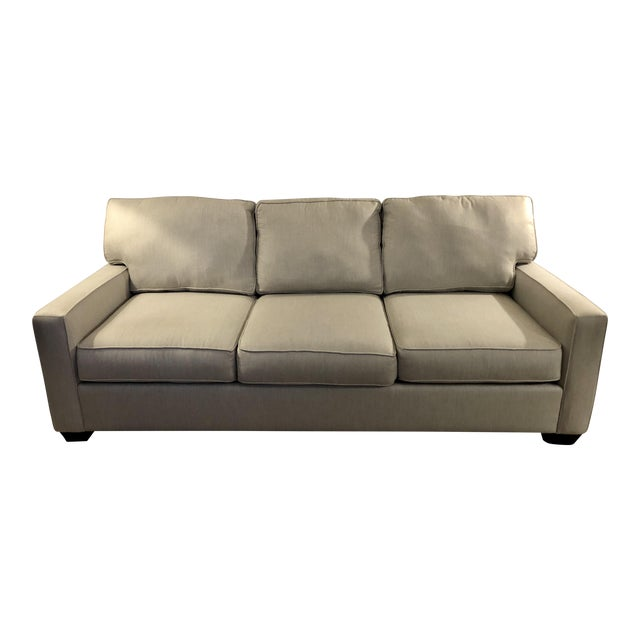 Pottery Barn Buchanan Sofa For Sale