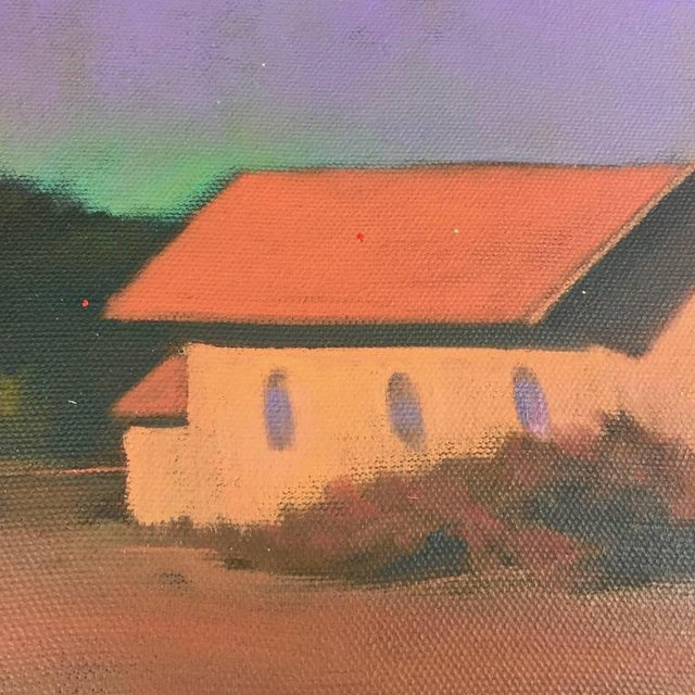 """""""Chapel on the Pond, North Truro"""" Painting - Image 7 of 7"""