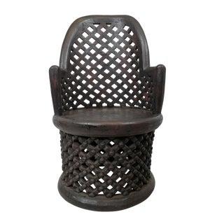 Bamileke Chair For Sale
