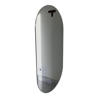 Blu Dot Hang 1 Capsule (Frameless) Mirrors For Sale
