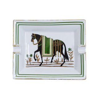 Hermès Horse Ashtray For Sale