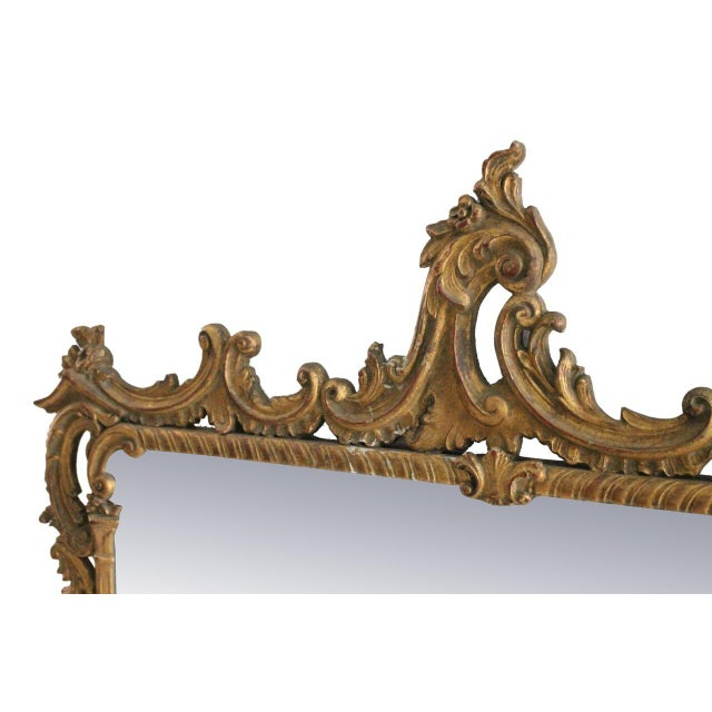 Gilded Buffet Mirror - Image 2 of 2
