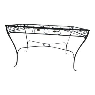 Vintage Salterini Patio Table Base