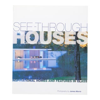 See-Through Houses by Catherine Slessor For Sale
